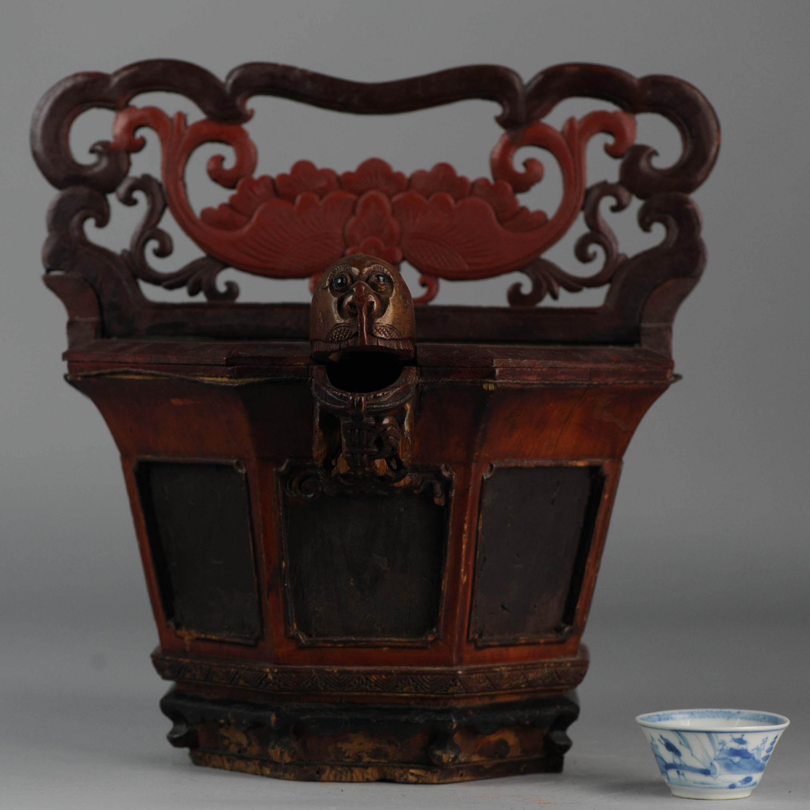 Antique chinese ca 1900 food basket for 1900 asian cuisine