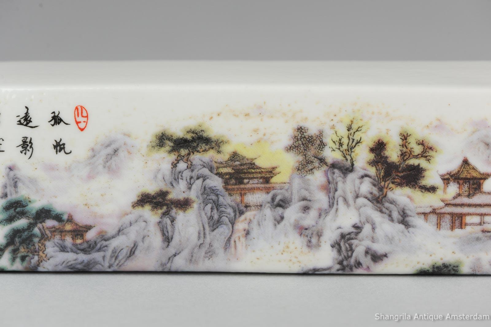 C jingdezhen republic or proc landscape china